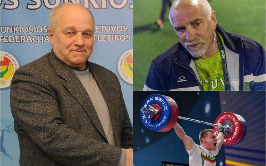 Vytautas Čepas, Bronislovas Vyšniauskas, Žygimantas Stanulis