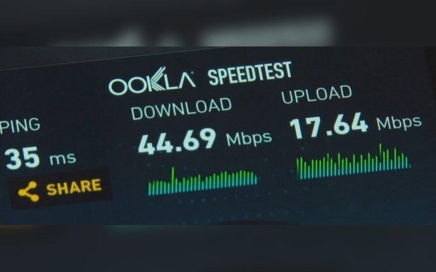 4G mobiliojo interneto sparta