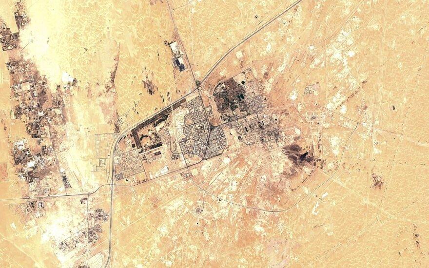 Naftos nepritrūks: po dronų smūgio Saudo Arabijos naftos pajėgumai sparčiai atsigauna