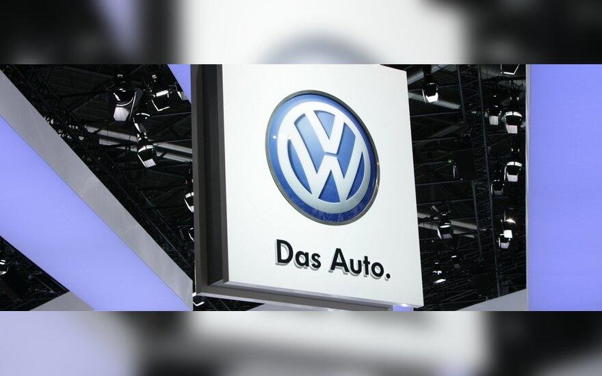 """Volkswagen"" prognozuoja rekordinius pardavimus"