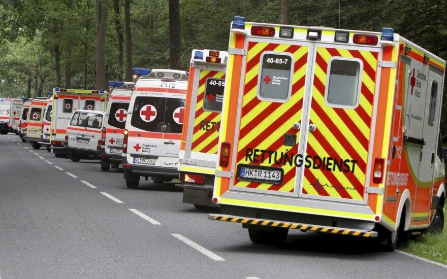 Greitoji medicinos pagalba Vokietijoje