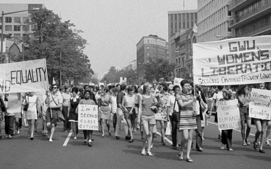 Moterų protestas 1970 m.