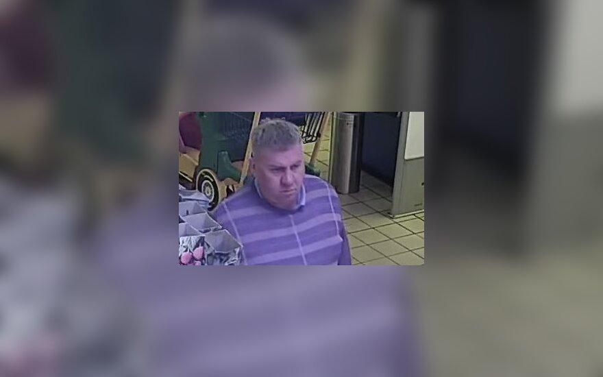 Alytaus policija ieško pinigus pametusio vyro