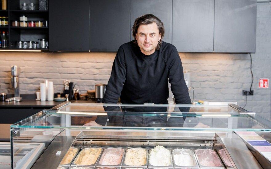 Vilniuje kavinę atidaręs klaipėdietis darbuotojams 350 eurų mokėti nenori