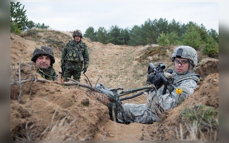 2,500 troops from 8 countries coming to Lithuania for biggest NATO exercise this year