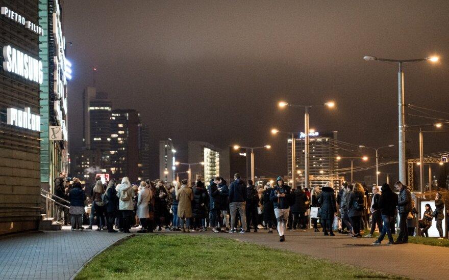 """Vilniuje neutralizuotas 100 kg sprogmuo: buvo evakuoti aplinkiniai namai, prekybos centras """"Panorama"""""""