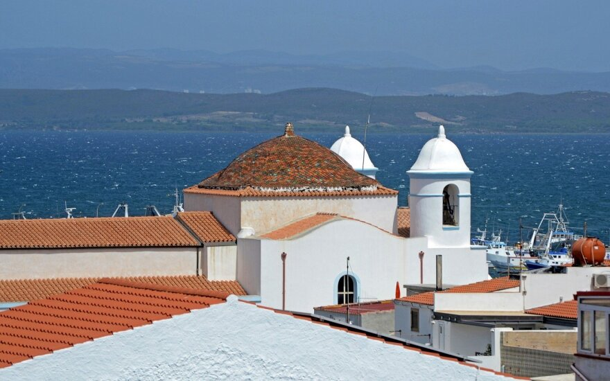 Sant Antioco sala