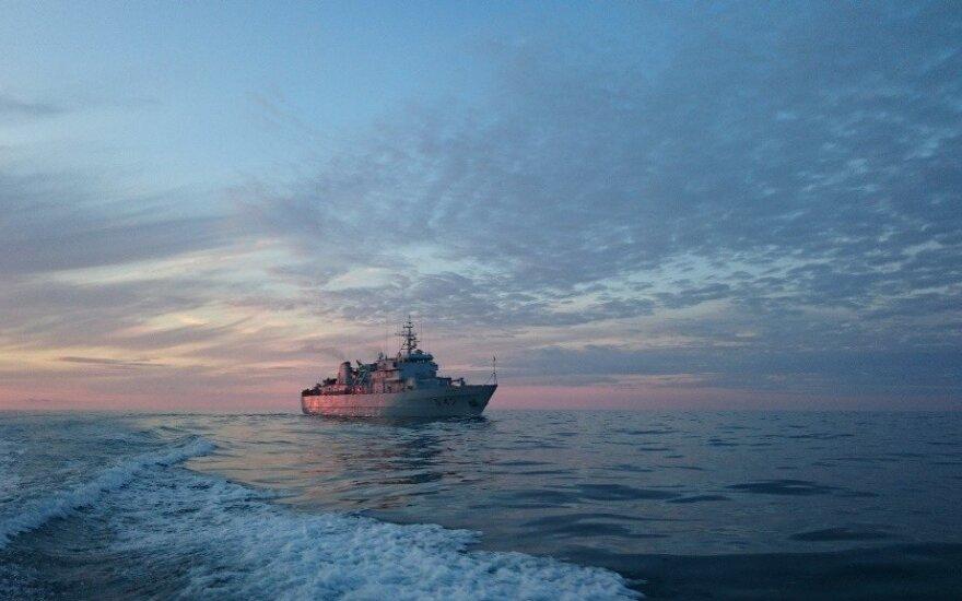 Karo laivas Jotvingis
