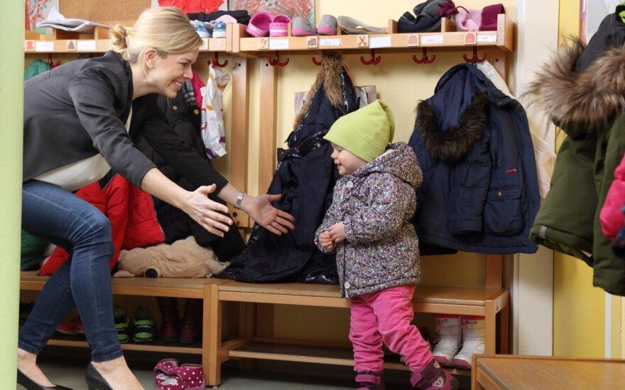 Į Vilniaus darželius nepateks 4,8 tūkst. vaikų