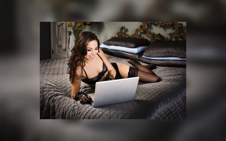 Svajonių jaunikio paieškos – prie kompiuterio