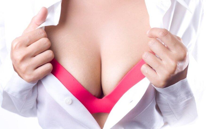 Klausimai, kuriuos moterys norėtų užduoti dėl savo krūtinės