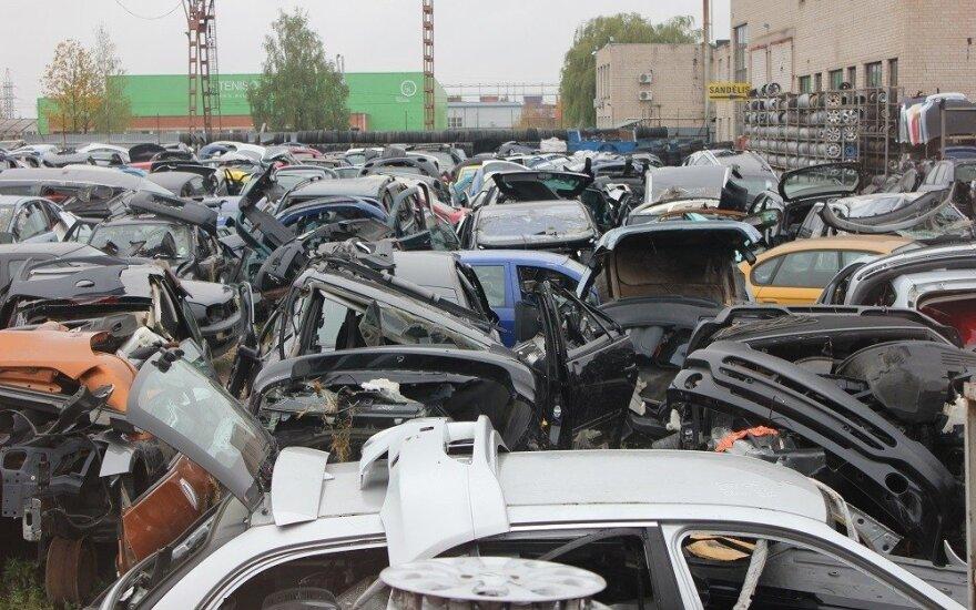 Automobilių laužynas