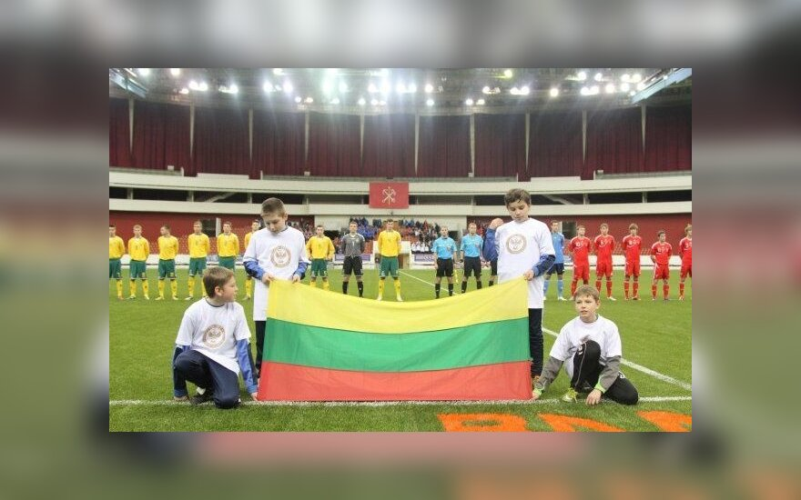 V.Granatkino turnyro rungtynės: Rusija (U-18) - Lietuva (U-18)/granatkin.com nuotr.