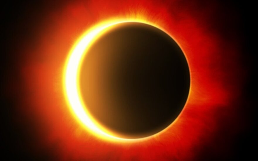 Astrologai perspėja: Saulės užtemimo dieną laukia vienos bėdos