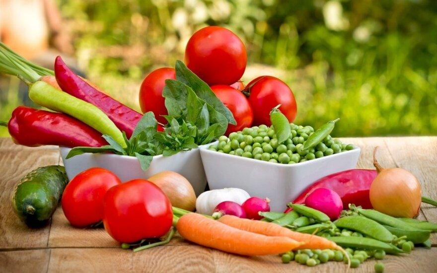 Mitybos specialistė apie magiškąsias žalios spalvos daržoves