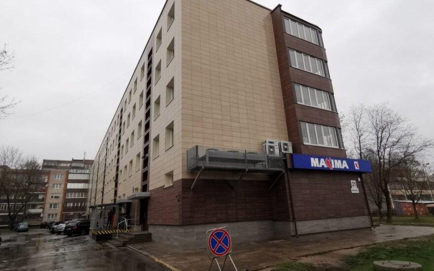 Renovuotas daugiabutis // I. Stulgaitės-Kriukienės nuotr.