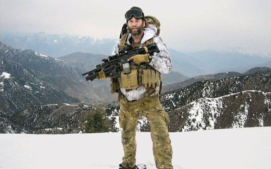 Jason'as Everman'as Afganistane