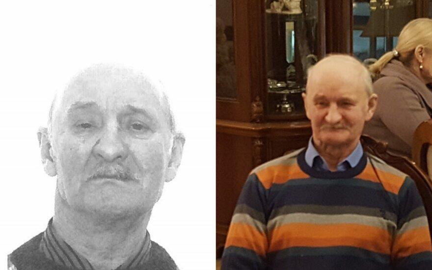 Kaune dingo senolis, prašoma visuomenės pagalbos