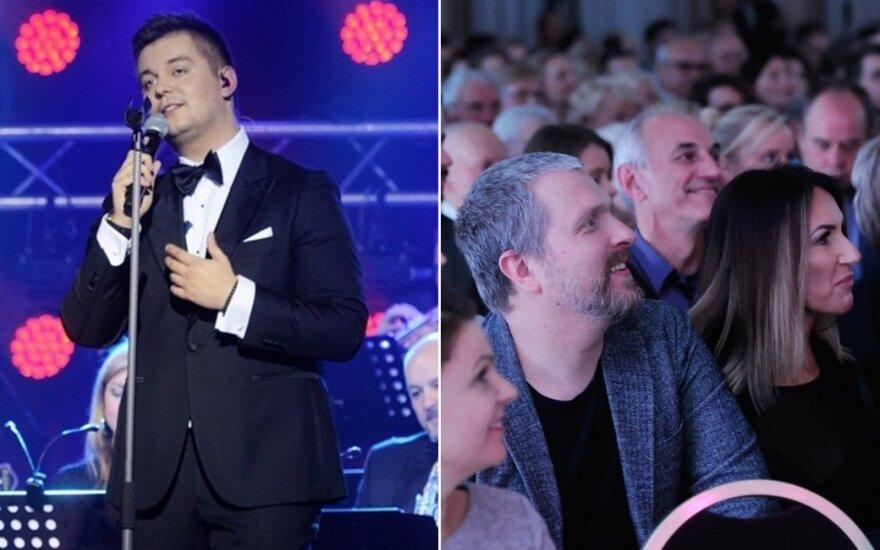 Romantiškasis  Dainotas Varnas pristatė debiutinį albumą