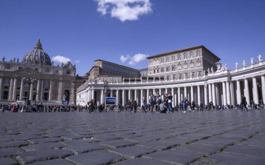 Šv. Petro aikštė ir bazilika