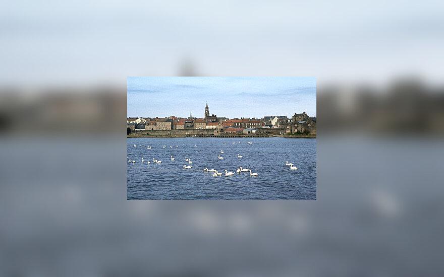 Berwick-upon-Tweedas