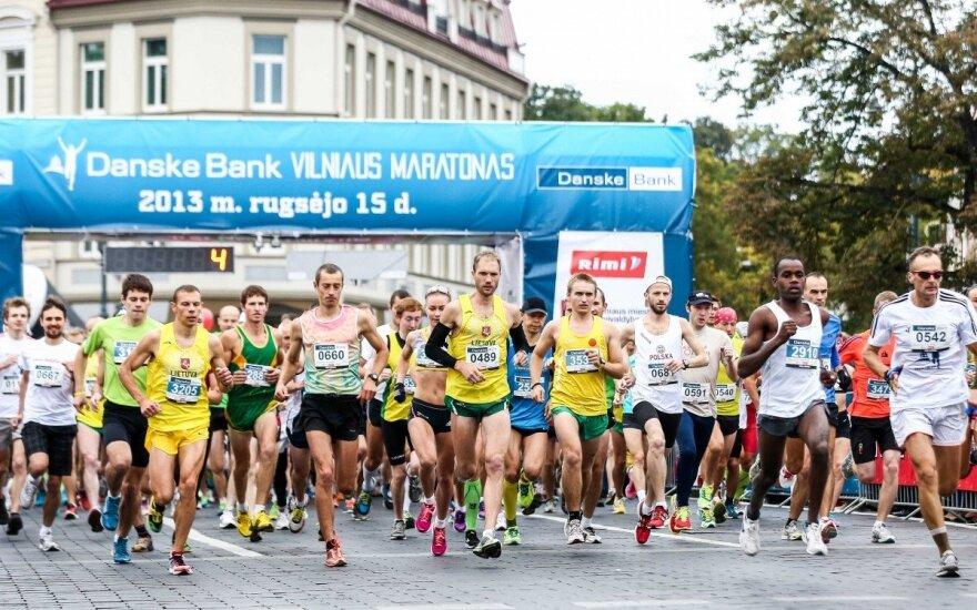 Vilniaus maratonas 2013