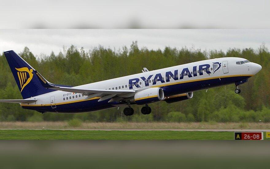 """Emigrantams – """"dovana"""" iš """"Ryanair"""""""