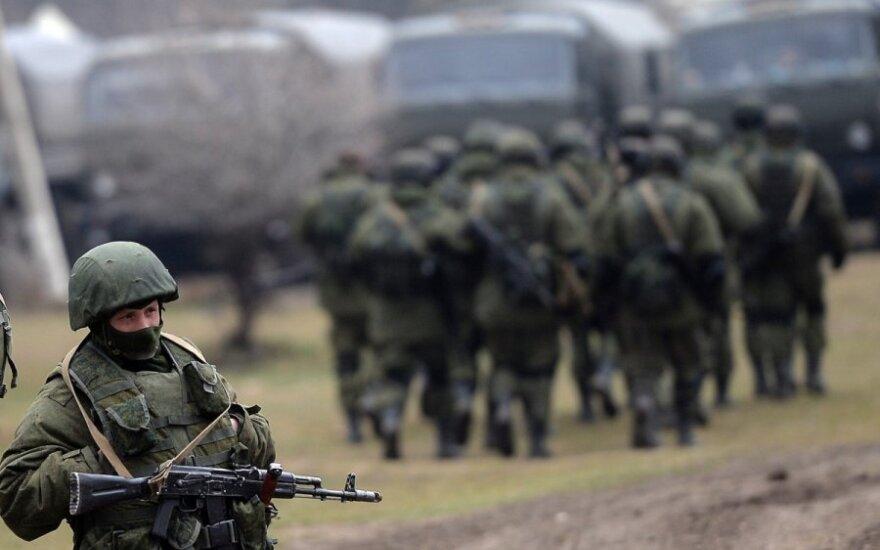 Krymo scenarijus Lietuvoje – jau išbandytas