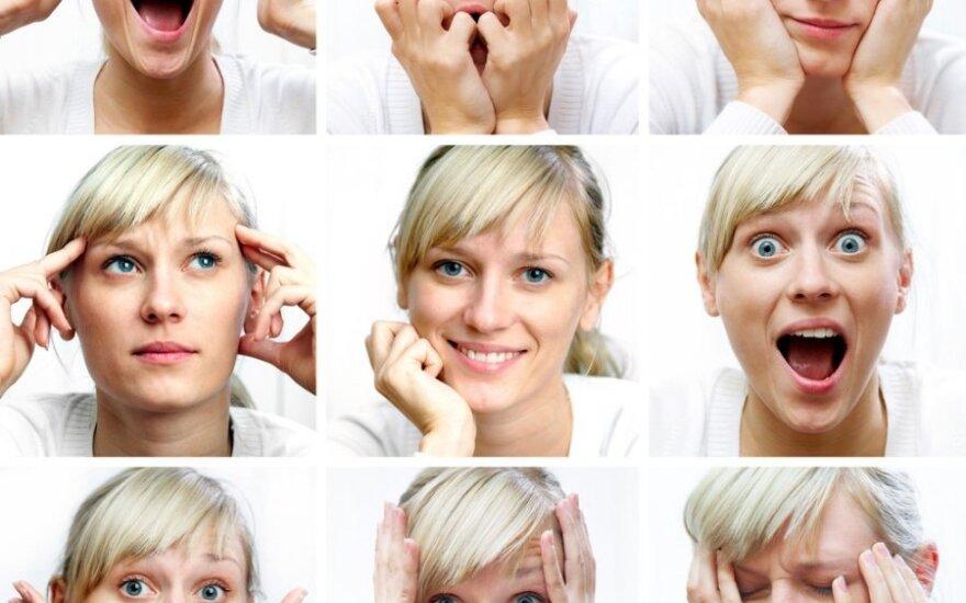 Kaip susidraugauti su savo emocijomis