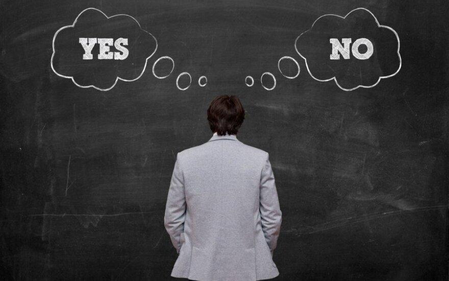 """Patarimai, kaip diplomatiškai pasakyti """"ne"""" ir išlaikyti gerus santykius"""
