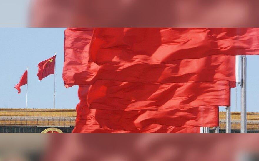 Į Lietuvą atvyksta Kinijos parlamento vadovas