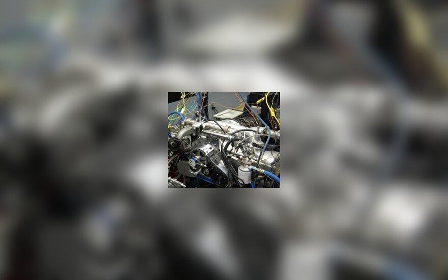 OPOC variklio koncepcija. EcoMotors nuotr.