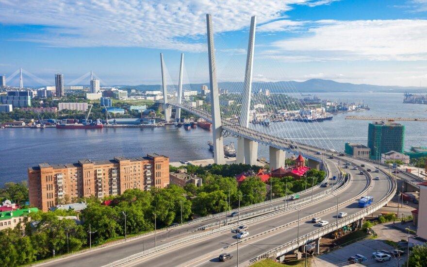 Vladivostoko tiltas