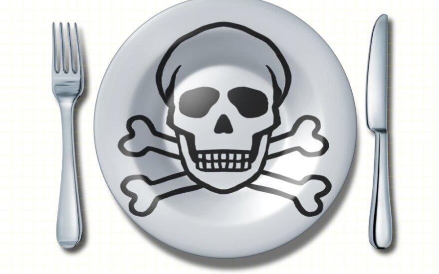 Nori didinti baudas už kenksmingus produktus