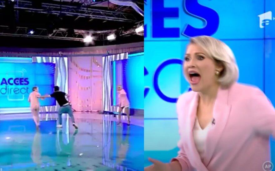 "Televizijos kanalo ""Antena 1"" akimirkos"
