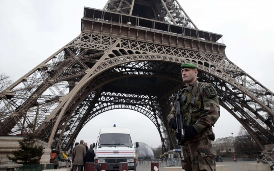 Lithuanian mufti: Paris attackers are criminals, not representatives of Muslim community