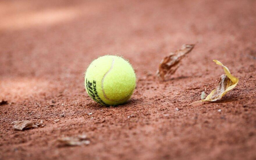 H. Traškinas nepateko į pagrindinį ITF turnyrą Belgijoje