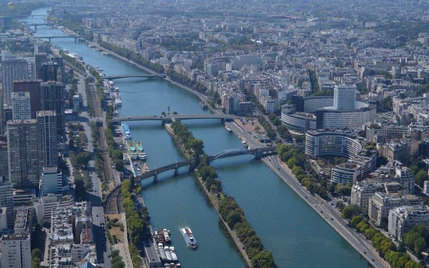 Infliacija Prancūzijoje birželį padidėjo iki beveik šešerių metų aukštumų