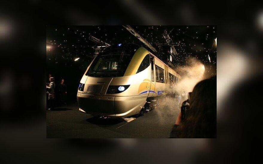 D.Britanijos ir Lietuvos geležinkeliams - paroda ir naujas žurnalas