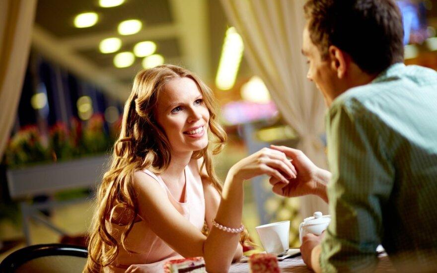 Pasimatymas restorane buvo kaip svajonė – vaikinas patyrė tokią gėdą, kad išlėkė neatsigręždamas