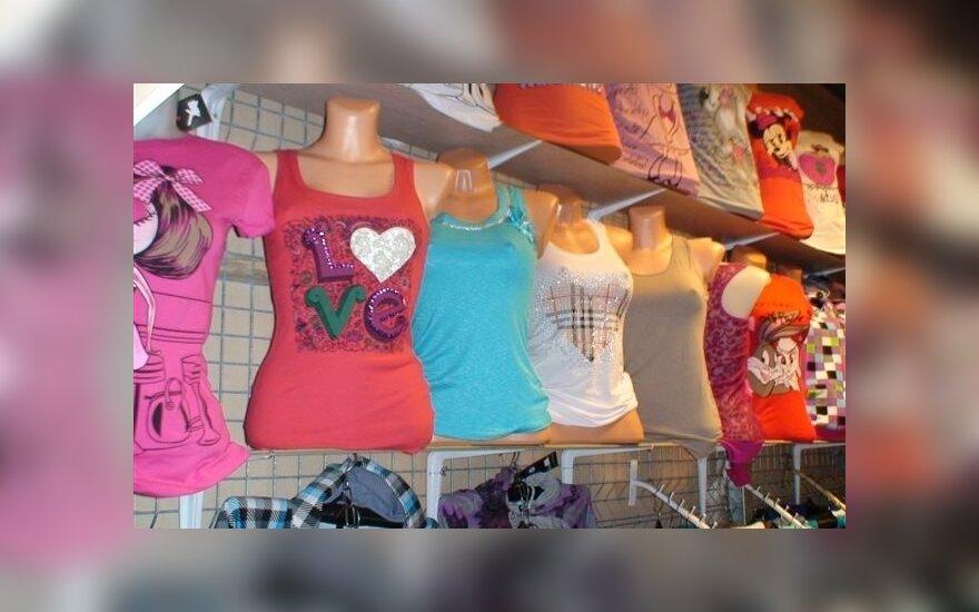 Marškinėlių klastotės
