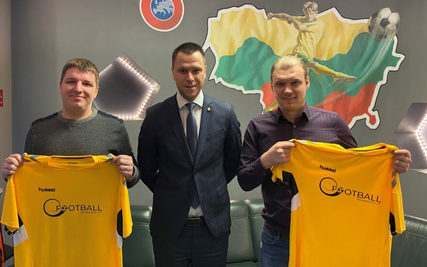 Lietuvos efutbolo rinktinė