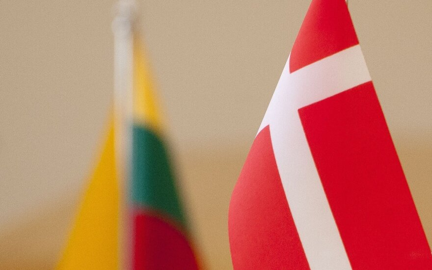 Danes looking for partners in Lithuania for defence projects