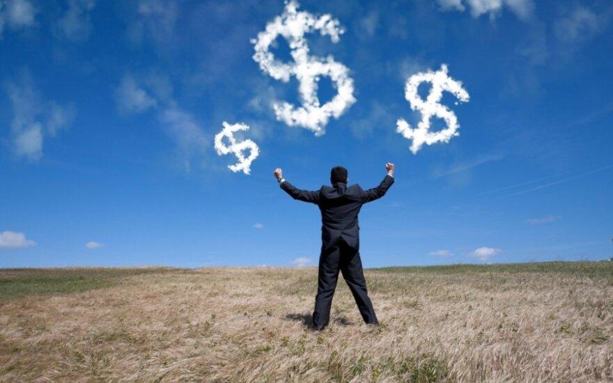 Iš kur atsirado dolerio ženklas?