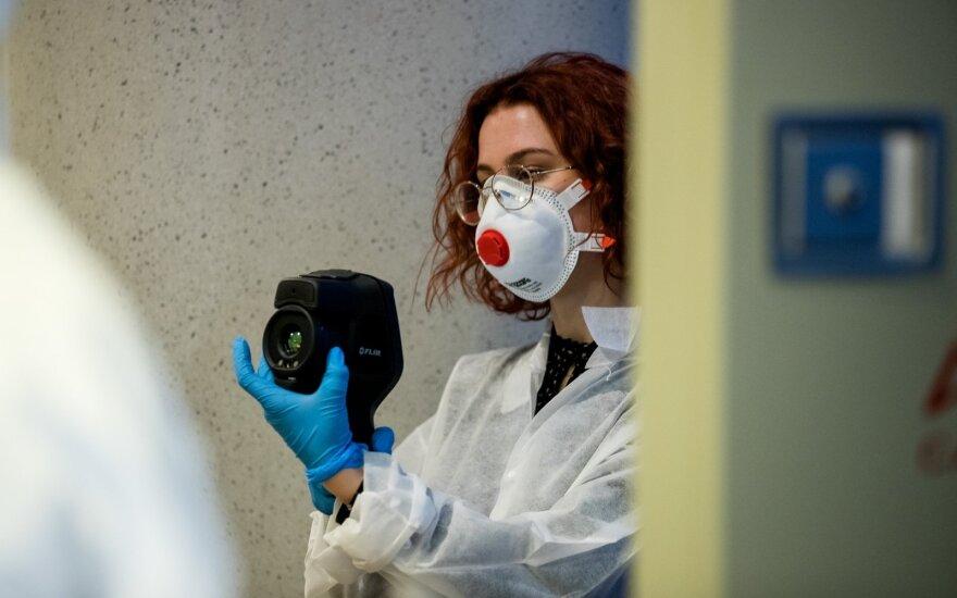 PSO paskelbė koronavirusą pandemija, akcijų biržos vėl atsidūrė nokdaune