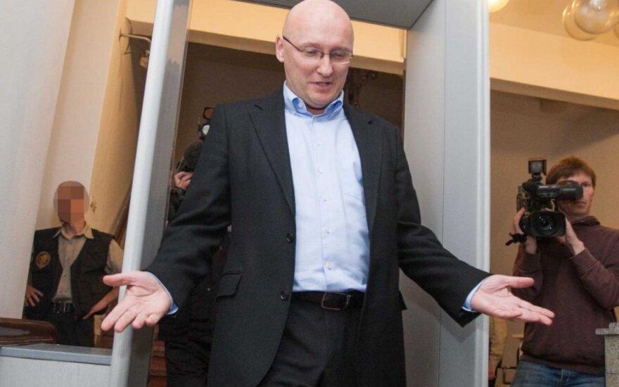 """Vilniaus vandenų"" vadovas Valentinas Miltienis"