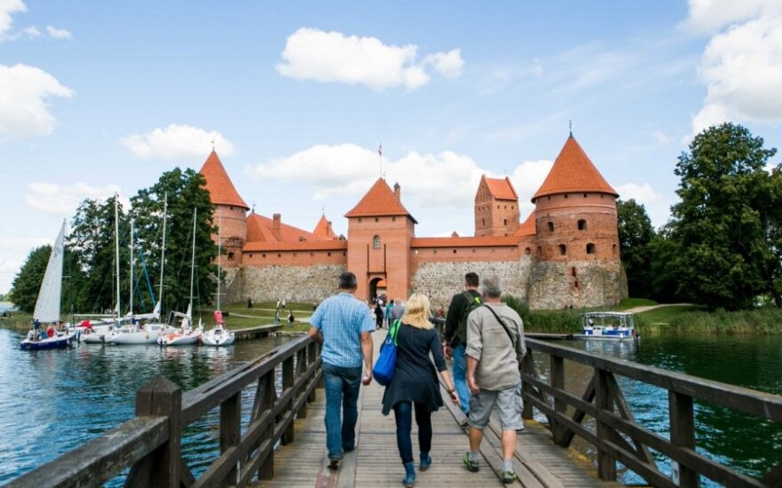 Lithuanians discovering tourism in their own country