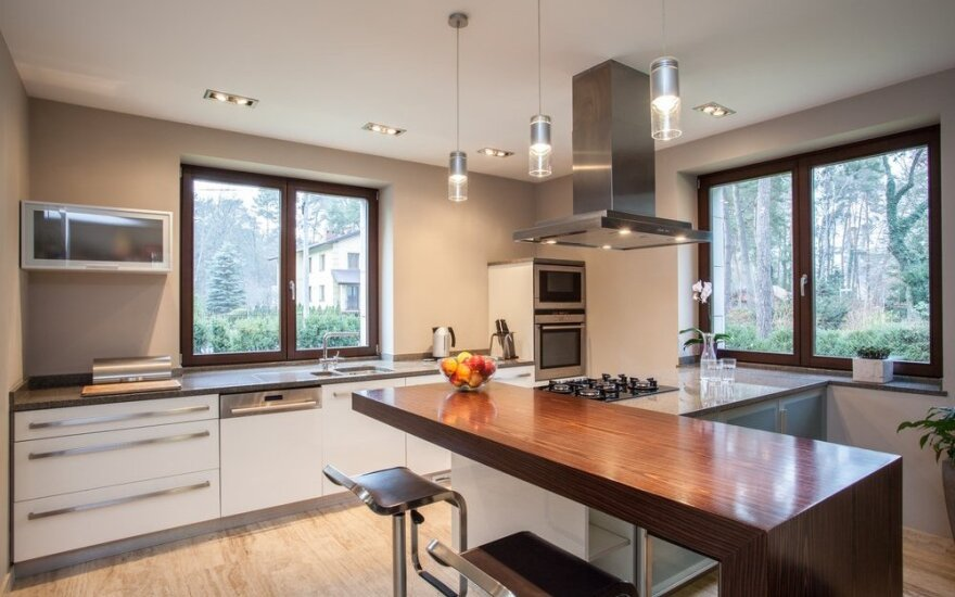5 patogesnės virtuvės idėjos