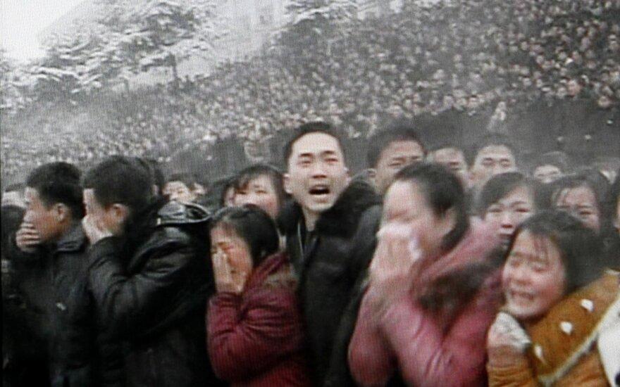 JAV: Šiaurės Korėjoje kaliniai laikomi siaubingomis sąlygomis