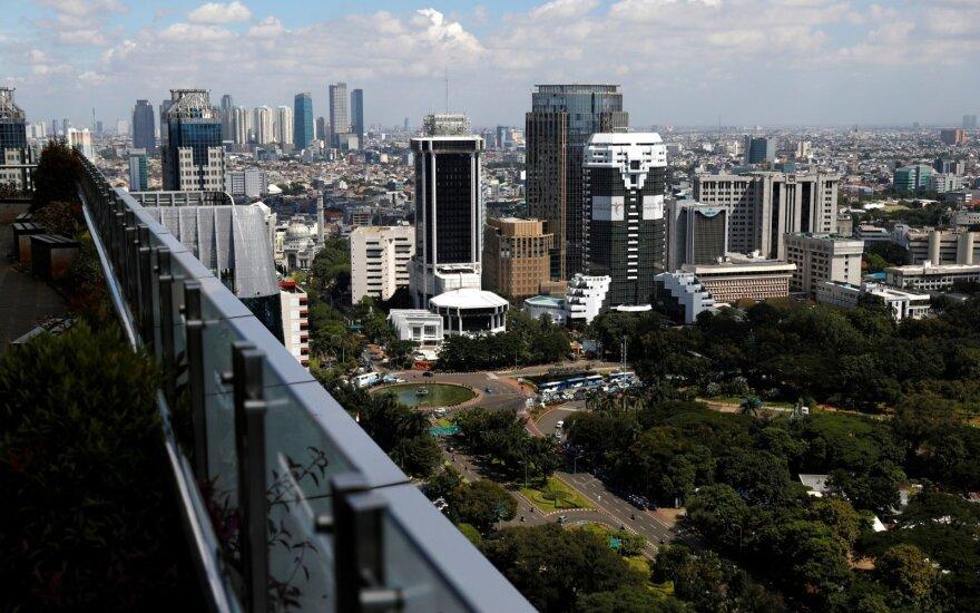 Indonezija dar šįmet apsispręs dėl naujosios sostinės